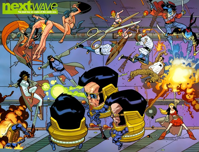 Nextwave-AgentsofHATE #11-017-018